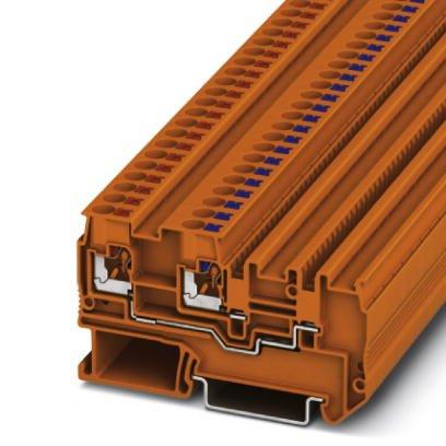 Bornes para Sensores/ Atuadores - PTIO-IN 2,5/3 OG - 3244559 - Phoenix Contact
