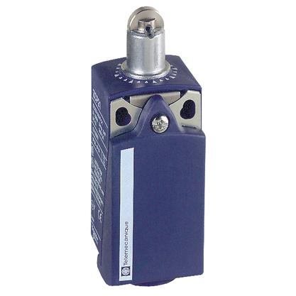 Chave Fim de Curso NA+NF Pistão com Roldana de Aço - XCKP2102G11 - Telemecanique