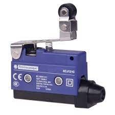Chave Fim de Curso Miniatura NAF - XCJ121C - Telemecanique