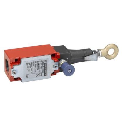 Chave de segurança Emergência por cabo - XY2CJS19 - Telemecanique