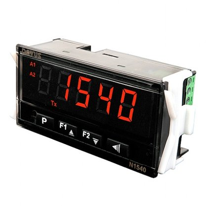Indicador Entrada Universal N1540 - USB - 100 a 240Vca/cc - 8154000020 - Novus