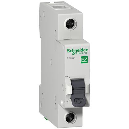 Disjuntor Easy9 Monopolar  25A Curva C - EZ9F33125 - Schneider-Electric