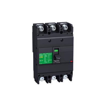 Disjuntor Tripolar Caixa Moldada 175A - EZC250N3175 - Schneider-Electric