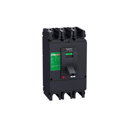 Disjuntor Tripolar Caixa Moldada 350A - EZC400N3350N - Schneider-Electric