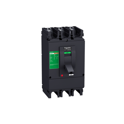 Disjuntor Tripolar Caixa Moldada 600A - EZC630N3600N - Schneider-Electric