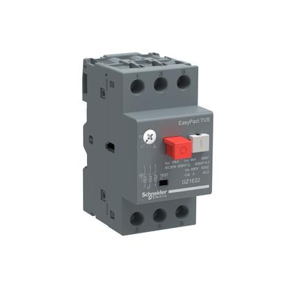 Disjuntor Motor Termomagnético 20 - 25A - GZ1E22 - Schneider-Electric