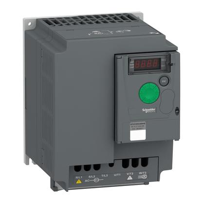 Inversor de Frequência - 4KW - 5CV - 380...460V - Trifásico - ATV310HU40N4E - Schneider-Electric