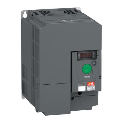 Inversor de Frequência - 7,5KW - 10CV - 380...460V - Trifásico - ATV310HU75N4E - Schneider-Electric