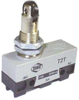 Micro Chave Fim de Curso NA+NF 15A / 250V - T2T - Turk