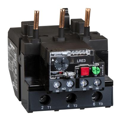 Rele Térmico Tesys E Classe 10 30.00-38.00A 1NA+1NF - LRE35 - Schneider-Electric