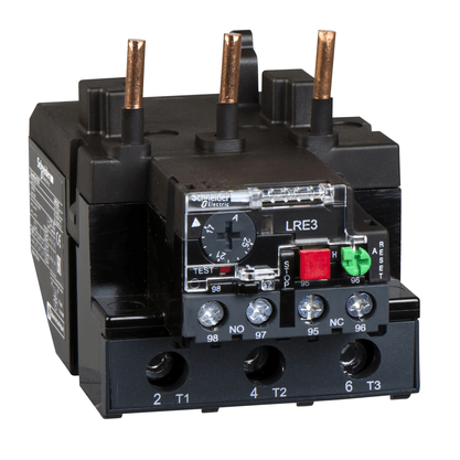 Rele Térmico Tesys E Classe 10 37.00-50.00A 1NA+1NF - LRE357 - Schneider-Electric