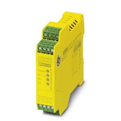 Relé de Segurança - PSR-SCP- 24UC/ESAM4/3X1/1X2/B - 2900509 - Phoenix Contact