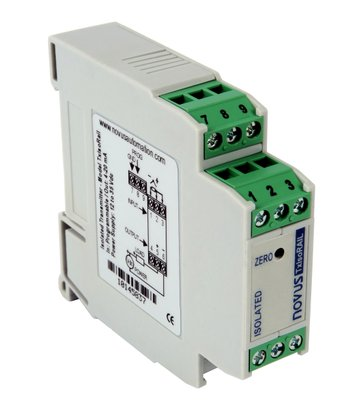 Transmissor de Temperatura Isolado TXISORAIL 0 a 10V - 8806030380 - Novus